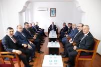 GÜNEY KIBRIS RUM KESİMİ - Milletvekili Erbaş Açıklaması 'Maraş, Türkiye'nin Desteği İle Sivil Kullanıma Açılacaktır'