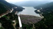 NİLÜFER - Nilüfer Barajı Su Tutmaya Başladı