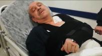 GÜVENLİK GÖREVLİSİ - Odasında Vurulan Müdür Olay Anını Anlattı Açıklaması