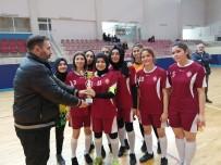 ERCIYES - Okullar Arası Gençler Futsal İl Birinciliği Müsabakaları Tamamlandı