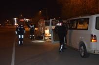 MOTOSİKLET SÜRÜCÜSÜ - Osmaniye'de Polis Uygulaması