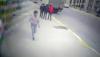 GÜVENLİK KAMERASI - (Özel) Ekmek Almaya Evden Çıkan 15 Yaşındaki Kızdan Haber Alınamıyor