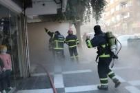 MİMAR SİNAN - Şanlıurfa'da Ev Yangını Korkuttu
