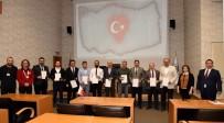 TÜRK KıZıLAYı - Selçuklu Belediyesi Çalışanlarına Kızılay'dan Bronz Madalya