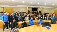 ADNAN MENDERES - Sivil Toplum Kuruluşlarından ADÜ  Rektörü Aldemir'e Tam Destek