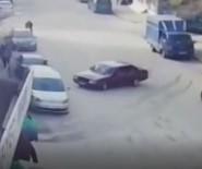 KIRMIZI IŞIK - Trafikte Drift Kaza İle Sonuçlandı