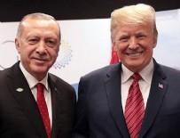 TELEFON GÖRÜŞMESİ - Trump'la Cumhurbaşkanı arasında kritik görüşme!