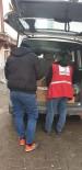 TÜRK KıZıLAYı - Türk Kızılayı'ndan İhtiyaç Sahibi Ailelere Gıda Yardımı