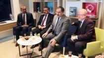 OSMAN KAYMAK - Türk Telekom'un Yenilenen Atakum Müşteri Merkezi Hizmete Girdi