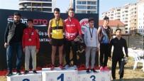 KAYHAN - Yürüyüşte Türkiye Şampiyonları Malatya'dan