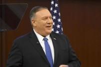 BAĞDAT - ABD Dışişleri Bakanı Pompeo Açıklaması 'Irak'tan Büyükelçiliğimizin Korunmasını İstiyoruz'