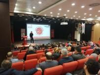 KAÇıŞ - 'Afete Hazır Türkiye' Projesi Kapsamında İlk Sertifikalı Eğitim Sincan Belediyesine Verildi