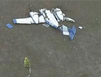 SİVİL HAVACILIK - Avustralya'da iki uçak havada çarpıştı
