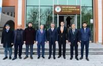 SOSYAL BELEDİYECİLİK - Başkan Çınar, Belediye Yatırımlarını Gezdirdi