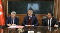 ORGANİZE SANAYİ BÖLGESİ - Bingöl'de  2 Projenin Sözleşmesi İmzalandı