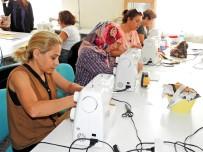 HACI MEHMET KARA - Çeşme Halk Eğitim Projeleriyle İstihdam Oluşturan Kuruma Dönüştü