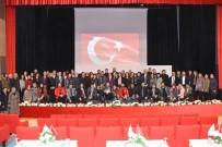 TURGUT ÖZAL - 'Gençlik, Şuur, Öz Güven Ve İletişim' Konferansı Verildi