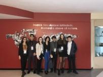 SİBER GÜVENLİK - GKV Cemil Alevli Koleji Öğrencileri Koç EYP'20'ye Katıldı