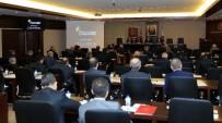 SAVUNMA SANAYİ - GSO'nun Şubat Ayı Meclis Toplantısı Yapıldı