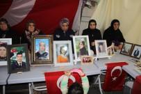 TERÖRİSTLER - HDP Önündeki Ailelerin Evlat Nöbeti 170'İnci Gününde