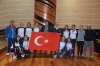 MEHMET KAPLAN - Hokeyin Sultanları Avrupa Şampiyonluğu İçin Litvanya'ya Gitti