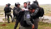 ARBEDE - İsrail El Halil'de Bir Okula Ait Konteyner Sınıfa El Koydu