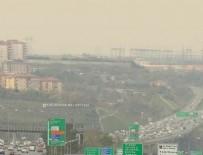 HAVA KIRLILIĞI - İstanbul'un 3 ilçesi için hava kirliliği uyarısı