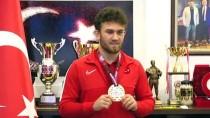 MİLLİ SPORCU - Milli Güreşçi Avrupa Şampiyonluğundan Sonra Hedef Büyüttü