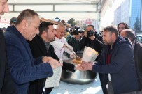 MAHKEME KARARI - Nevşehir Belediye Başkanı Arı, Tazminattan Kazandığı Paralarla Kavurma Dağıttı