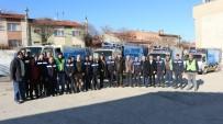 BÜYÜKDERE - Odunpazarı Belediyesi 14 Mahallede Geri Dönüşüm Atığı Toplamaya Başladı