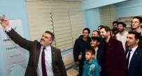 ANADOLU ÜNIVERSITESI - Rektör Çomaklı, Türkiye Gençlik Vakfı Üyeleriyle Buluştu