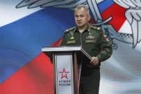 HALIFE - Rusya Savunma Bakanı Şoygu, Hafter'le Görüştü
