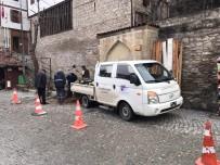 Safranbolu'da Altyapı Çalışmaları