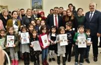 OSMAN KAYMAK - Samsun'da Minikler Anı Ve Hayallerini Kitaba Dönüştürdü