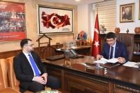 SOSYAL BELEDİYECİLİK - Şehzadeler'in Sosyal Belediyeciliği Tez Konusu Oldu