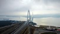 RUMELI - Sis İçinde Yükselen Yavuz Sultan Selim Köprüsü Hayran Bıraktı