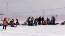 ERGAN DAĞI - Snowboard 2. Etap Yarışmaları, Erzincan'da Başladı