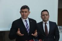 GÖZALTI İŞLEMİ - TBB Başkanı Feyzioğlu Açıklaması 'Başsavcılığın Soruşturmayı Eksiksiz Yapacağına İnancım Tam'