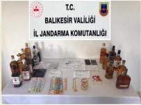 ÇEYREK ALTIN - Tefe İddiasına Jandarma El Koydu