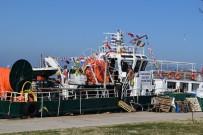 DENIZ TICARET ODASı - Temizlik Gemisi Aliağa'da Artık Göreve Hazır