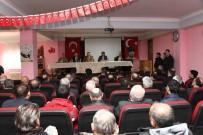 YÜZME HAVUZU - Torul'da Devlet Vatandaşıyla Buluştu