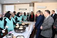 Vali Gürel'den Aşçı Yardımcılığı Kursuna Ziyaret
