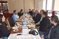 BASıN İLAN KURUMU - Yerel Basının Sorunlarını Sinop'ta Masaya Yatırıldı