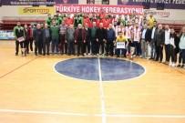 MEHMET KAPLAN - 2019-2020 Sezonu Erkekler Salon Hokeyi Süper Ligi Sona Erdi