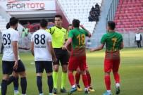 KIRMIZI KART - Amed Sportif Faaliyetler Hekimoğlu Trabzon'a Sahasında Yenildi
