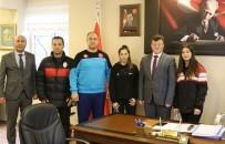 AVRUPA KUPASI - Aydınlı Judocular Avrupa Kupasında Mücadele Edecek