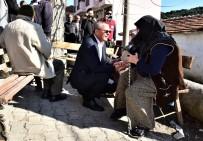 AHMET DENIZ - Devletin Şefkatli Eli Depremzedelerle Birlikte