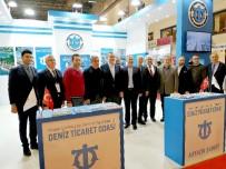 DENIZ TICARET ODASı - DTO Antalya Şubesi EMITT Fuarında Deniz Turizmini Tanıttı