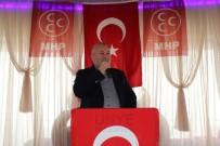 CEMAL ENGINYURT - Enginyurt Açıklaması 'Benim Vekil Olmamda En Büyük Pay Sahibi AK Parti'lilerdir'