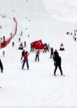 AVRUPA PARLAMENTOSU - Erzincan'da Kayakçılardan Yunan Vekil Lagos'a Tepki